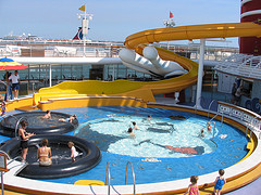 Family Vacation Spot Disney Cruise